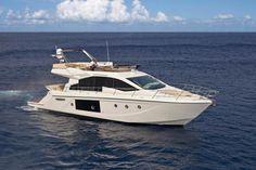 CRANCHI 54 FLYBRIDGE  http://www.zyciewluksusie.pl/firma/625/ellite-yachts-poland