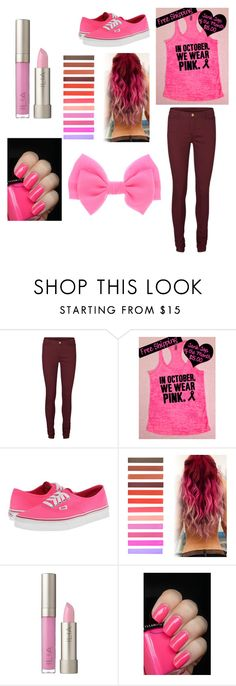 """Rayis♥"" by marielysyanisel ❤ liked on Polyvore featuring Vero Moda, Vans and Ilia"