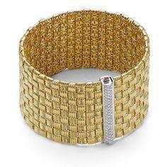Ali, your Roberto Coin bracelet is amazing...