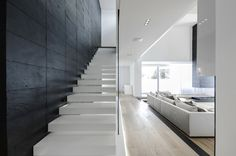 Kombinierbarkeit der Fenstermaterialien. #internorm #architecture #design