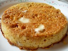 TOASTED ENGLISH MUFFIN - amazing substitute!