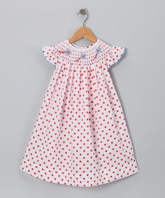 Sweetly Stitched: Kids' Smocking | Daily deals for moms, babies and kids