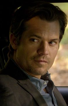 Timothy Olyphant  https://dosemakesthepoison.tumblr.com/post/158880446082/justified-season-1-episode-13