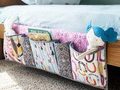 Bedside Pocket Organizer Tutorial