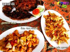 Paket Gurame Lengkap only at www.roripon.com