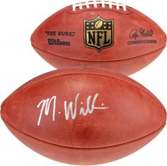 f94b4f00c Mike Williams Los Angeles Chargers Autographed Duke Football