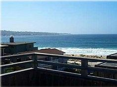 Monterey, CA: Beautifully furnished and offers lots of amenities including a fireplace, awesome ocean views and a large private deck perfect for sun bathing or watc. Oceanfront Vacation Rentals, Harbor House, Ocean Views, Bathing, Deck, Waves, California, Sunset, Awesome