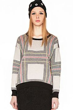 10 Chic Oversized Sweaters That Are Big On Comfort #refinery29