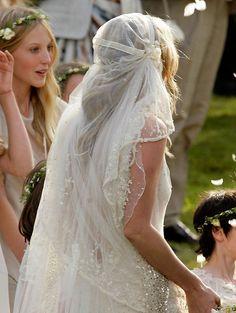 Los velos de novia más bonitos de las 'celebrity brides' - Foto 2
