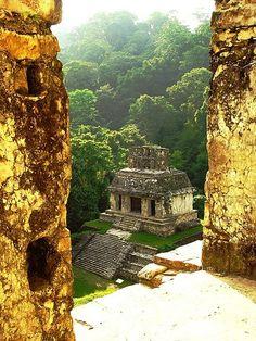 Palenque - Mexico #monogramsvacation