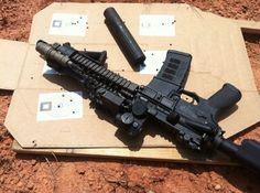 Tactical carbine