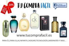 Tu Compra Fácil es un centro comercial online con más de 12000 artículos de primeras marcas a precios increíbles.