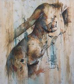 "Saatchi Art is pleased to offer the painting, ""Preludio,"" by Francisco Jose Jimenez. Original Painting: Oil on Canvas. L'art Du Portrait, Art Photography Portrait, Francisco Jose, Figurative Kunst, Renaissance Art, Life Drawing, Aesthetic Art, Figure Painting, Erotic Art"