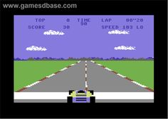 Pole Position (Commodore 64)