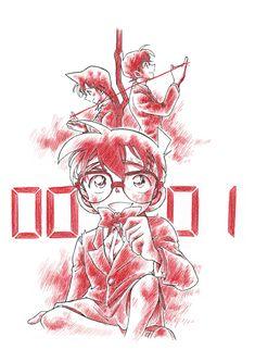 Tags: Fanart, Meitantei Conan, Edogawa Conan, Mouri Ran, Kudou Shinichi, Pixiv, Fanart From Pixiv, Okada Anmitsu