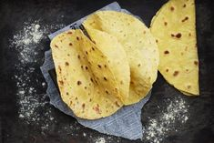 Glutenfria majstortillas utan smör & olja | Catarina Königs matblogg