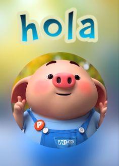 Pig Wallpaper, Cute Piglets, Little Pigs, Animals Of The World, Guinea Pigs, Luigi, Minis, Cute Animals, Happy
