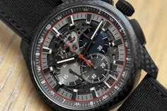 The Wristwatch Guide: Hands-On with the Zenith El Primero Lightweight Striking 10th Chronograph (Live Pics)