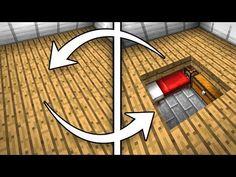 Super Compact Retractable MINI BASE! - Minecraft Tutorial - YouTube