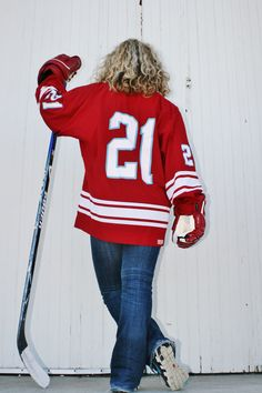 Ice hockey is for girls :)