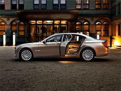 Nothing says luxury like a BMW 7 Series Sedan.