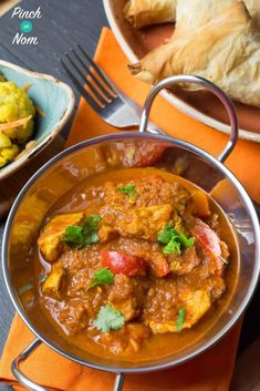 Syn Free Chicken Balti curry | Slimming World