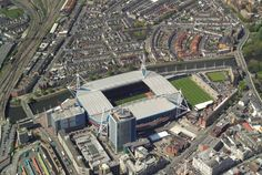 #Cardiff #plane #sky Millennium Stadium, Wales Uk, Birds Eye View, Cardiff, Places Ive Been, Plane, City Photo, Sky, Urban