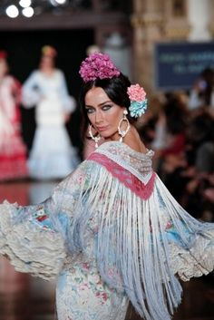 Traje de Flamenca - El-Ajoli - We-love-flamenco-2014-