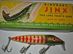Jinx Fishing Lure Box