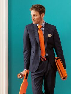 Life is colourful – like the #GentlemensColourCollection. Discover the accessories: www.sieger-germany.com/Shop