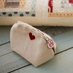 Cute cosmetic bag