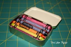 20ish things to do with an old Altoids tin.