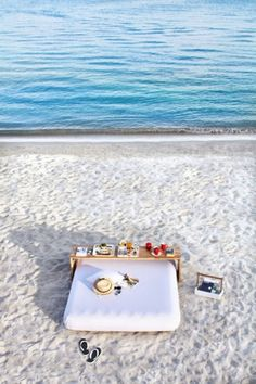 There's 'breakfast in bed'… And then there's breakfast in bed at The Library Koh Samui, Thailand…