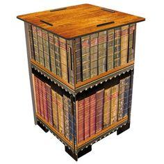 Photohocker 183 - Antike Bücher