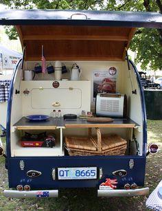 Camper Bliss #camper #camping #van #volkswagen #vw #outdoors