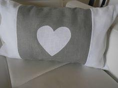 Albero d'argilla: I nostri cuscini... completamente creati in lino,...