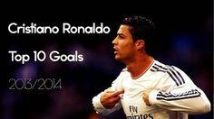 C Ronaldo top 10 goals http://www.ronaldogoals.net/2015/02/c-ronaldo-top-10-goals.html