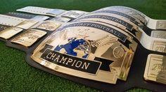 Fantasy Football Championship Belt - FantasyJocks: Fantasy Football Draft Board Kit | Baseball | Basketball