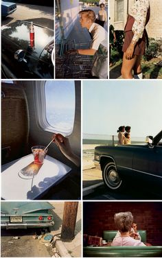 William Eggleston. Ohhh boy these photos make me want to travel back in time