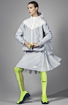 Exclusive! See the NikeLab x Sacai Complete Lookbook