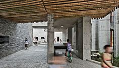Xiaoquan Elementary School  Trace Architecture Office  Sichuan Province, China