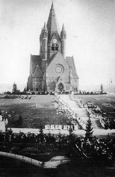 Halle Saale | alte Fotos der Stadt | historische Bilder aus Mitteldeutschland | Historical pictures of Halle Saale