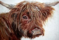 Staying with a snowy theme, here's my snowy coo! http://kprice1975.wix.com/kpriceart https://www.facebook.com/kpricepaintings
