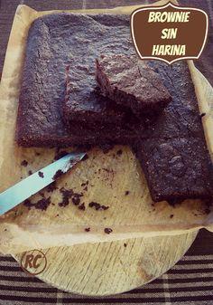 Recursos Culinarios: BROWNIE SIN HARINA ~GLUTEN FREE~