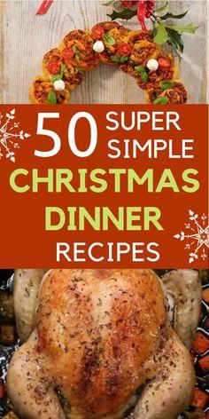 Christmas Dinner Casserole Recipes, Best Christmas Dinner Recipes, Christmas Dinners, Christmas Dinner Menu, Frugal Christmas, Christmas Foods, Christmas Cooking, Christmas Kitchen, Christmas Desserts