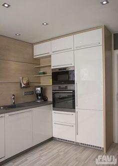 Moderní kuchyně inspirace - Byt v Křenovicích | Favi.cz