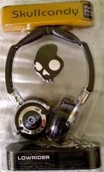 Skullcandy Lowrider Headphones Black and Chrome New!    http://yardsellr.com/for_sale#!/skullcandy-lowrider-headphones-black-and-chrome-new-2722181
