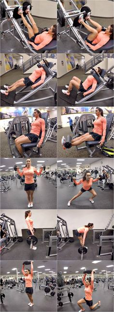 10 Weeks To Fitness Day 56: LEGS, Hammer time!