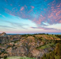 #Montana - Makoshika State Park