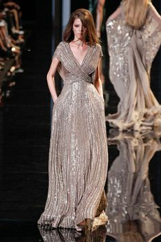 Elie Saab Fall 2010 Couture Runway - Elie Saab Haute Couture Collection
